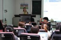 網路課程設計、教學與評量專題講座II7