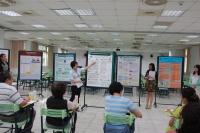 【2015/06/18】醫護教育與訓練需求評估海報發表