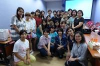 護理臨床教師經驗分享工作坊3