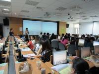 「激發教學熱忱-運用資訊軟體增進教學品質與創意」工作坊(北區)